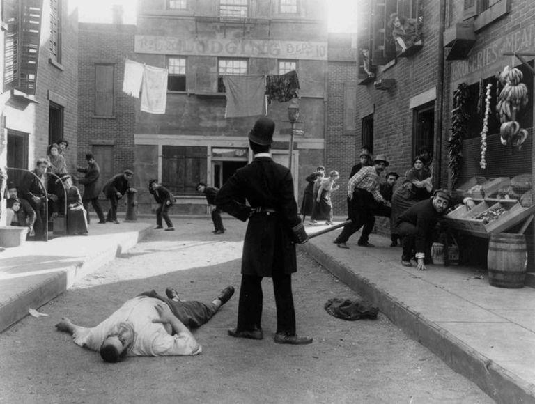 Charly Chaplin · Easy Street