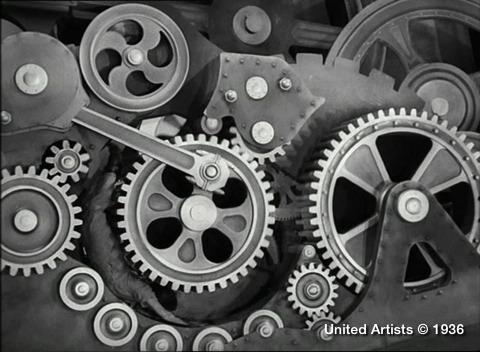 Modern Times · United Artists © 1936