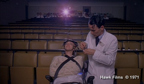 Clockwork Orange · Hawk Films © 1971