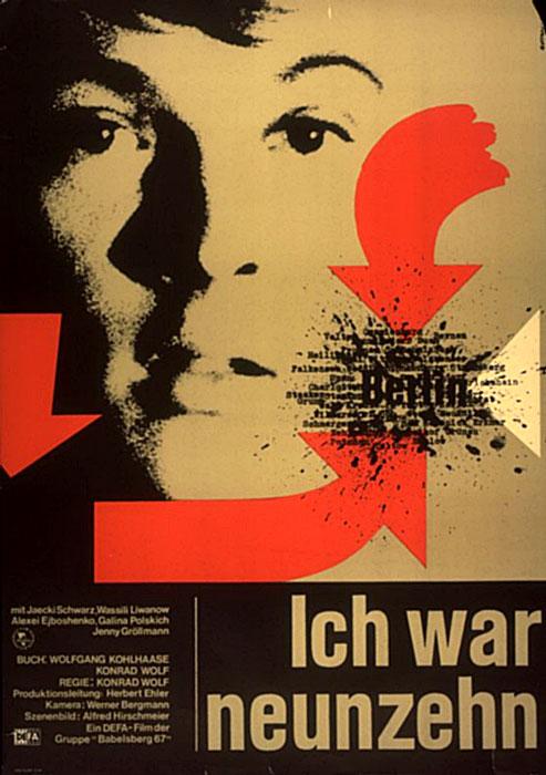 I was Nineteen · Konrad Wolf · 1968