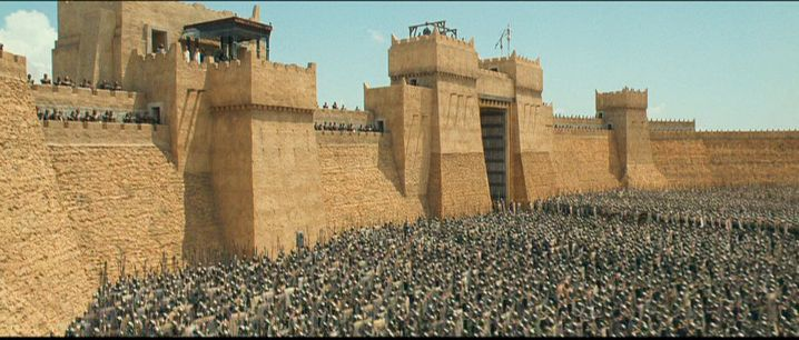 The Wall of Troy